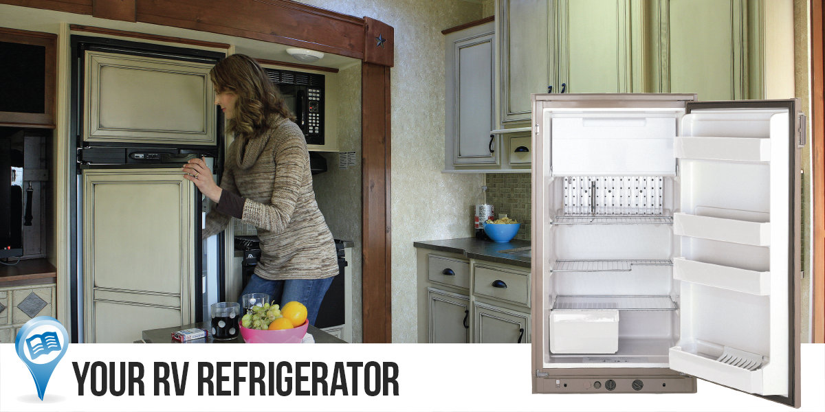 Your RV Refrigerator