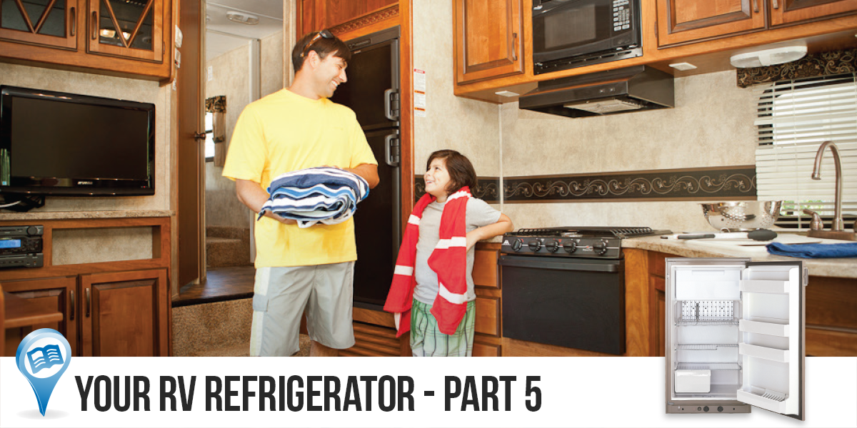 Your RV Refrigerator Part 5 – Removing the Heat