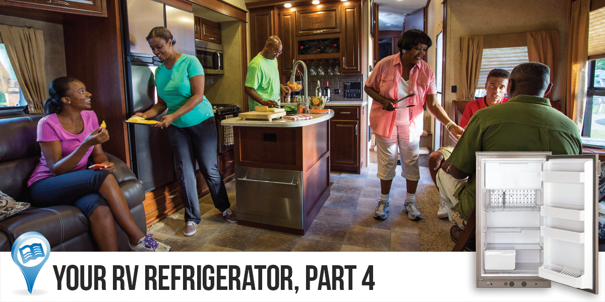 Your RV Refrigerator, Part 4-controllers and recalls
