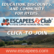 Join Escapees RV Club