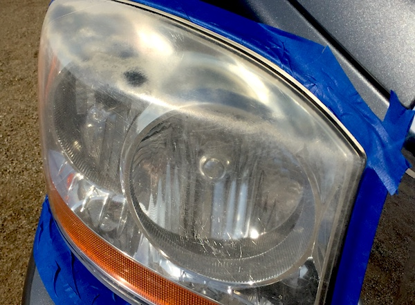 How To Fix Old Dim Headlights