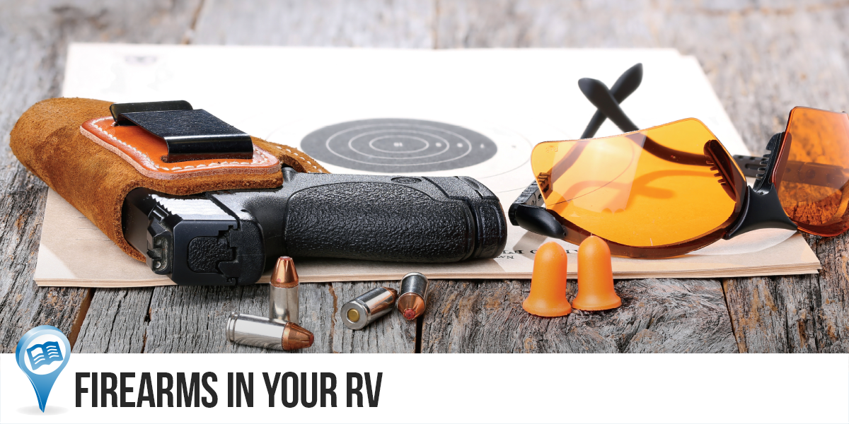 Firearms in Your RV