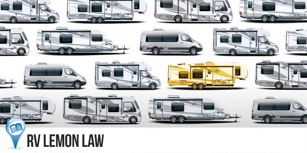 When A Purchase Deal Turns Sour, RV Lemon Law