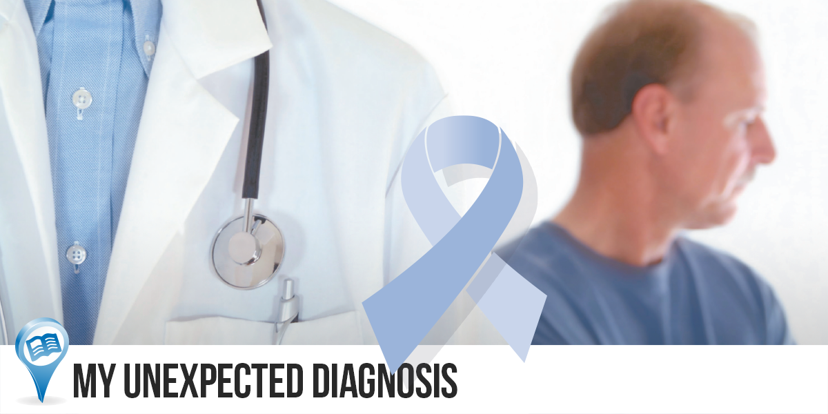 My Unexpected Diagnosis