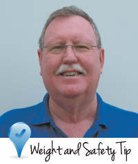 Weight and Safety Tip | GCWR
