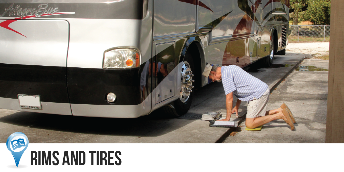 Weight and Safety Tip | Rims and Tires