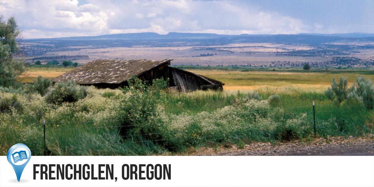 Frenchglen-Oregon