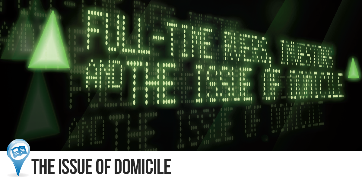 The-Issue-of-Domicile