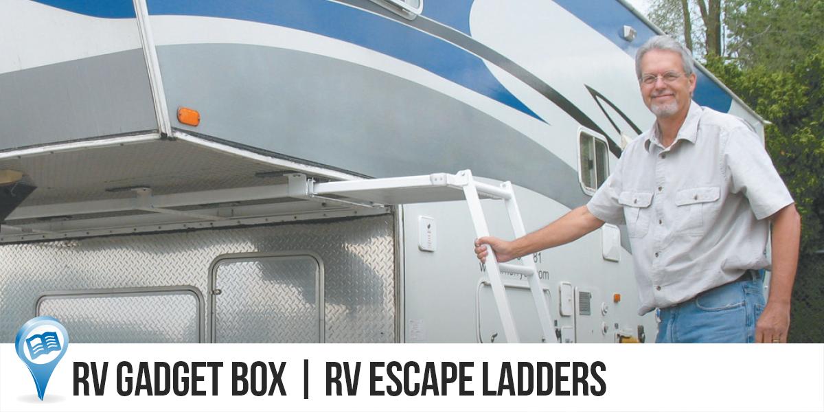 RV Gadget Box | RV Escape Ladders