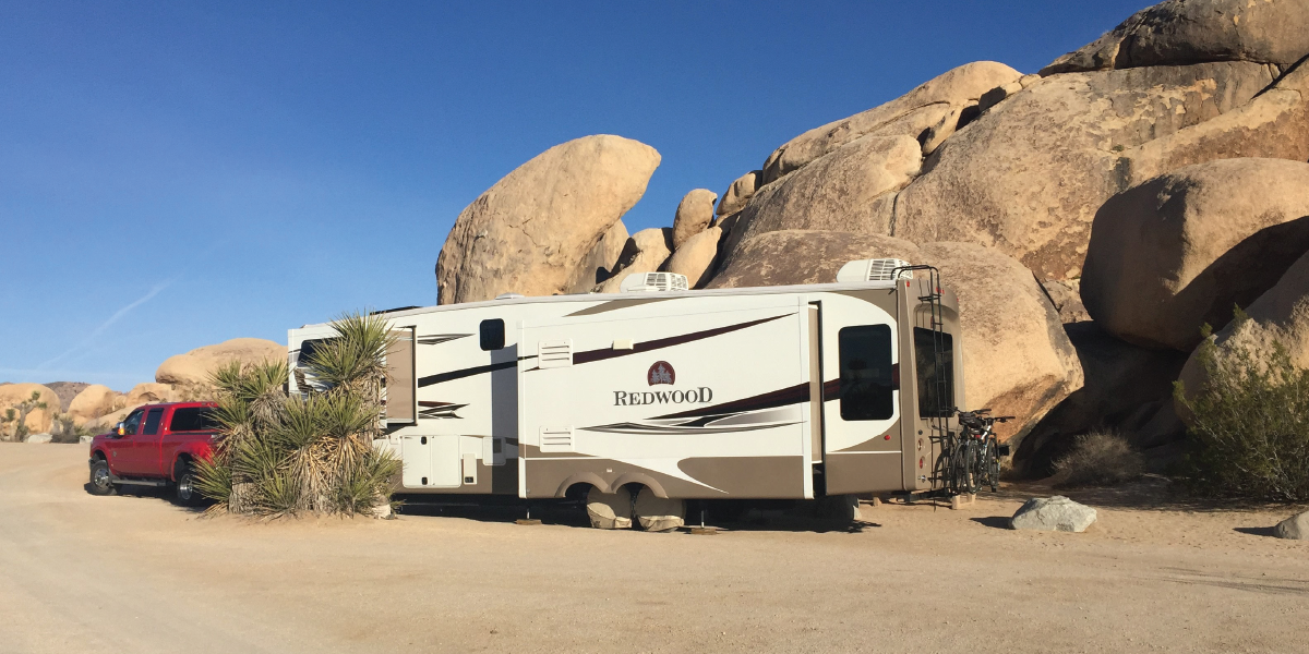 Big-Rig Camping in a National Park · Escapees RV Club