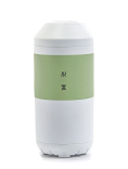 Diffuse on the Go The ZAQ Tour Essential Oil Litemist Aromatherapy Travel Car Diffuser fits in your vehicle's cup holder. The ultrasonic technology transforms the interior of your car, kitchen or living room into a tranquil space. Its unique design prevents tipping while your vehicle is in motion, and the car adapter, included in the box, ensures you can always use it on the go. $29.99 Available at www.walmart.com and www.amazon.com