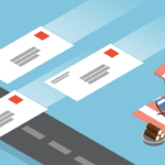 Mail Forwarding Infographic Title