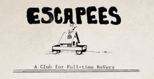 Original Escapees RV Club Logo