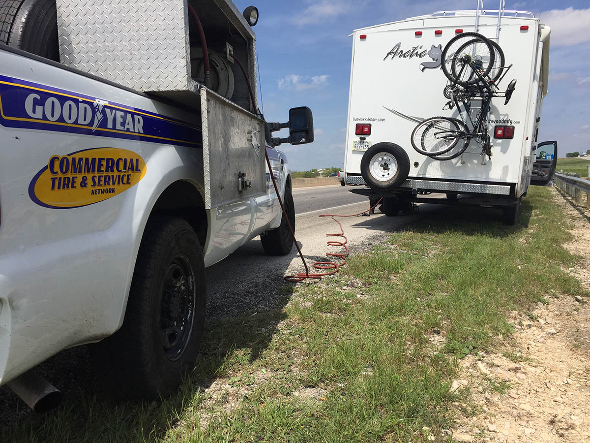 Getting Help with Roadside RV Emergency