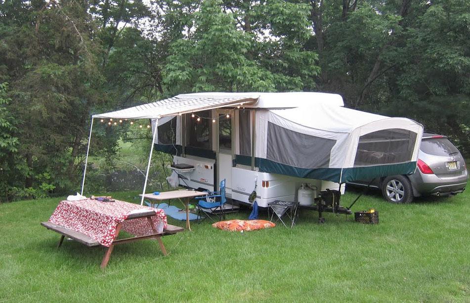 Kerensa Durr Pop Up Camper