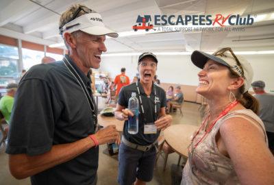 Xscapers happy hour 2018 Escapade