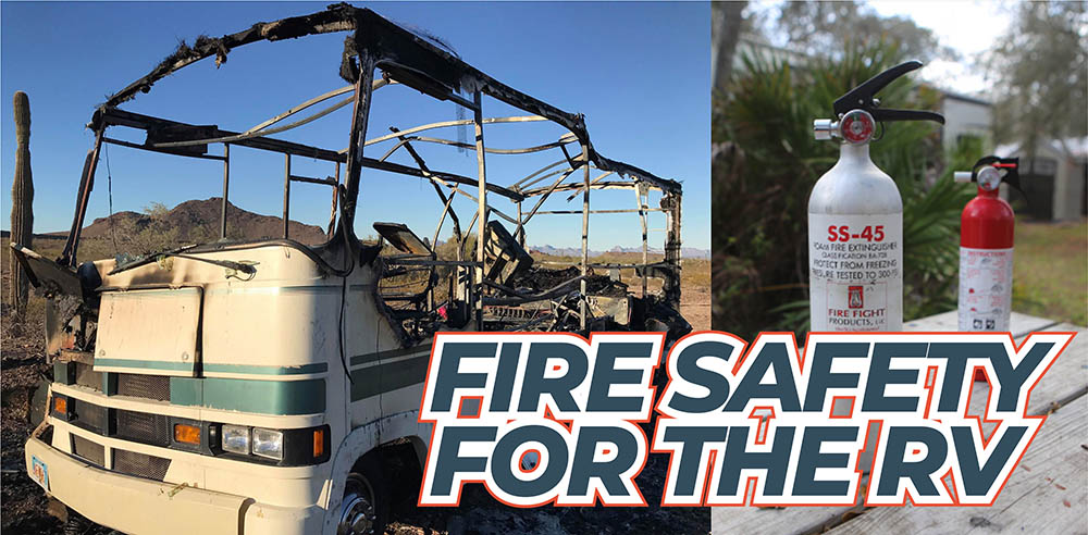 Fire Safety for the RV