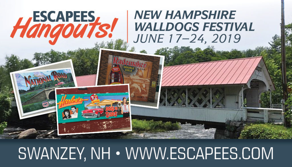 Escapees New Hampshire Walldogs Festival Hangout