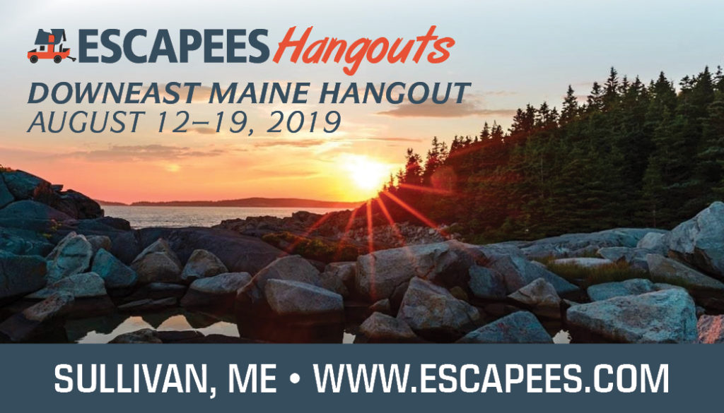 Escapees Downeast Maine Hangout