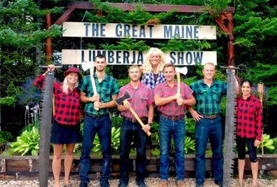 Maine Lumberjack Show