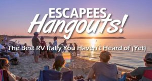 Hangouts are the Best RV Rally You Haven't Heard of (Yet)