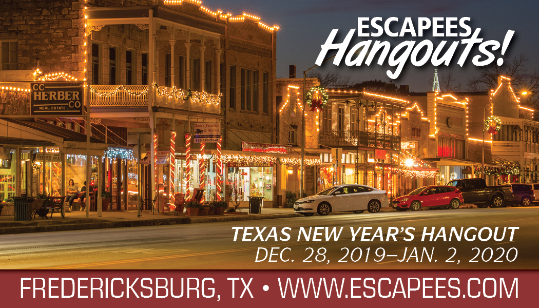 Fredericksburg Events February 2020.Texas New Year S Hangout Sold Out Waiting List