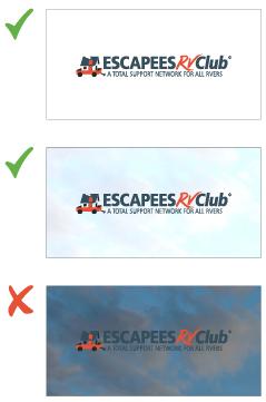 Escapees RV Club Full Logo Use