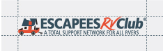 Escapees RV Club Full Logo Space