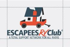 Escapees RV Club Big House Logo Space