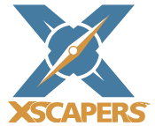 Xscapers Combined Logo