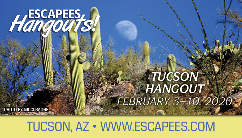 Tucson Hangout header
