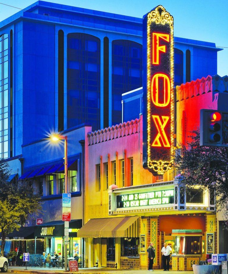 Tucson's Fox Theatre