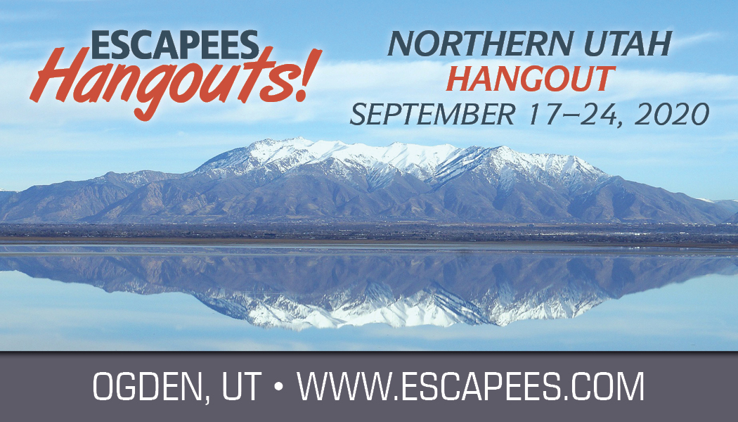 Escapees Northern Utah Hangout page header image
