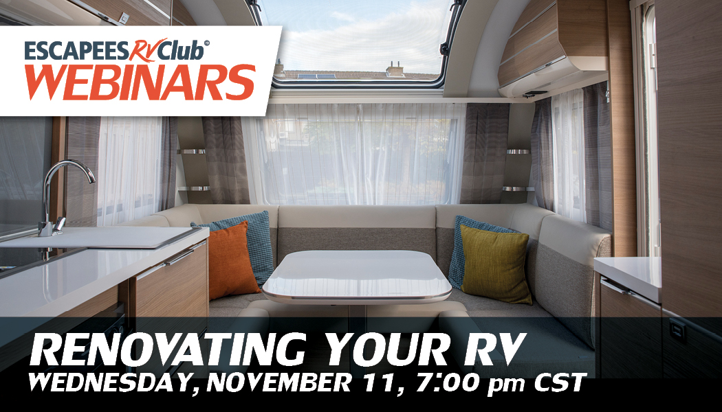 Renovating Your RV header