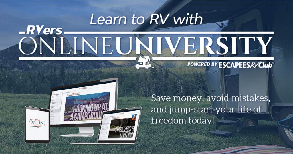RVers Online University Image
