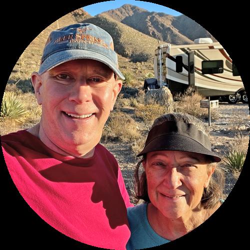 Cheryl & David Goldstein