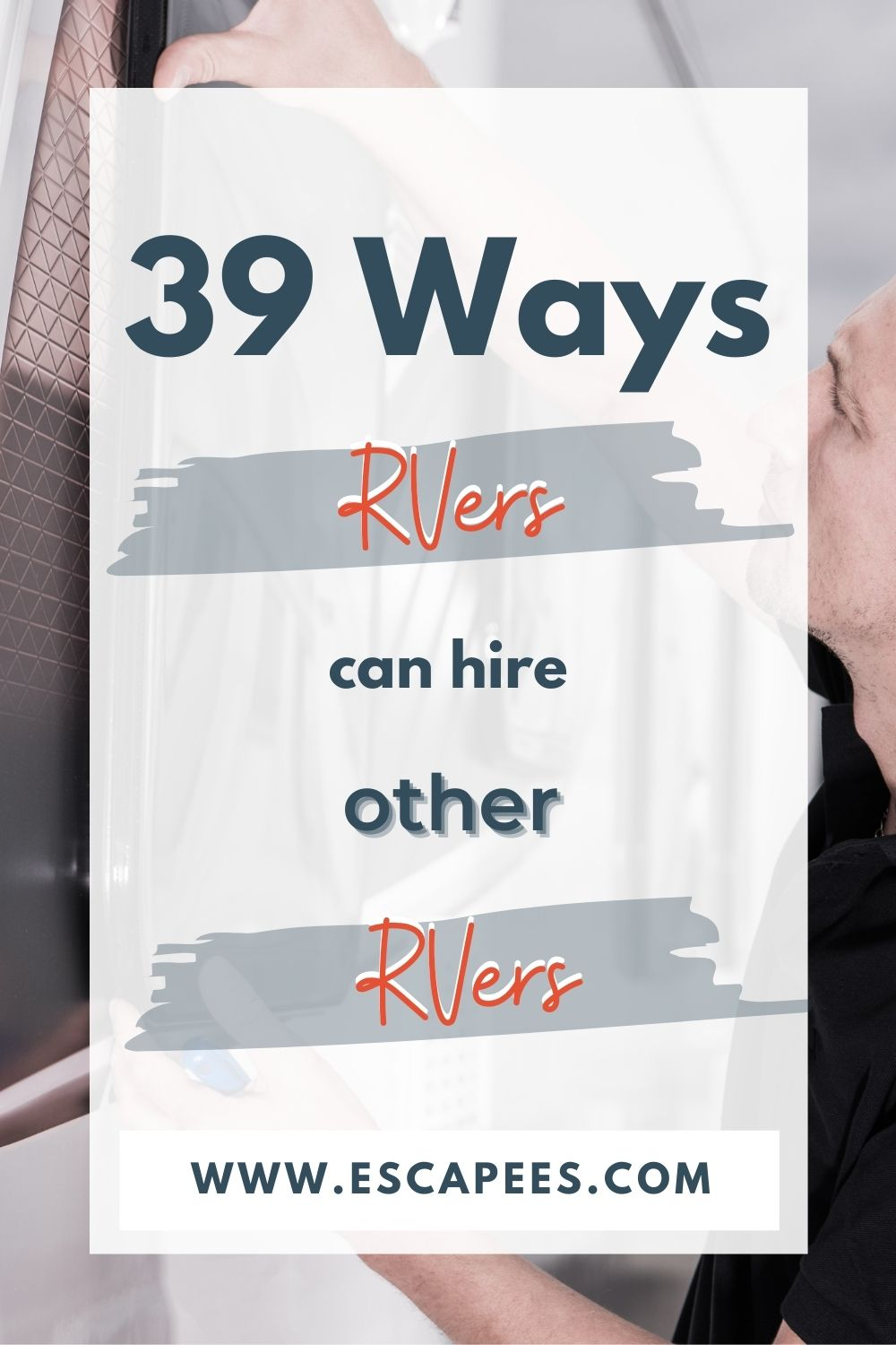RVers Hire Other RVers Pinterest image