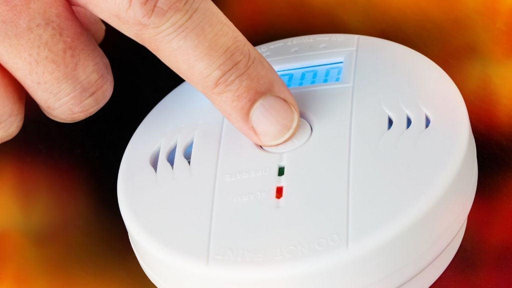 Carbon monoxide in RVs is extremely dangerous. A detector you can test is important for your family's safety.