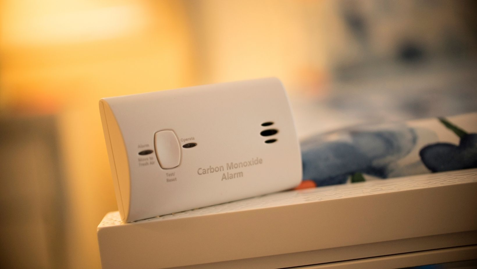 Sensors and alarms are important to help detect carbon monoxide in RVs.