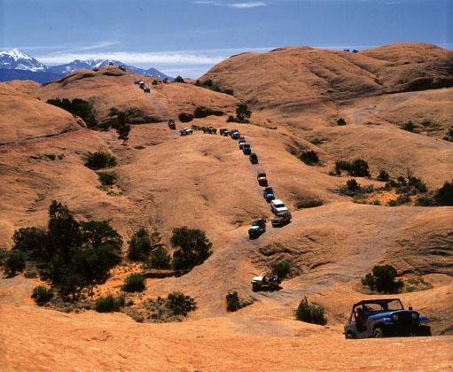 Escapees Moab HOP