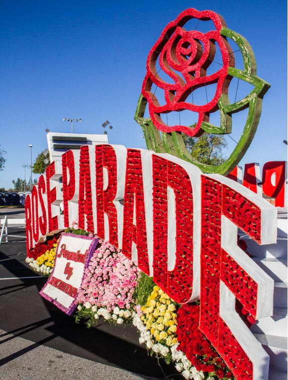 Escapees Rose Parade Hop